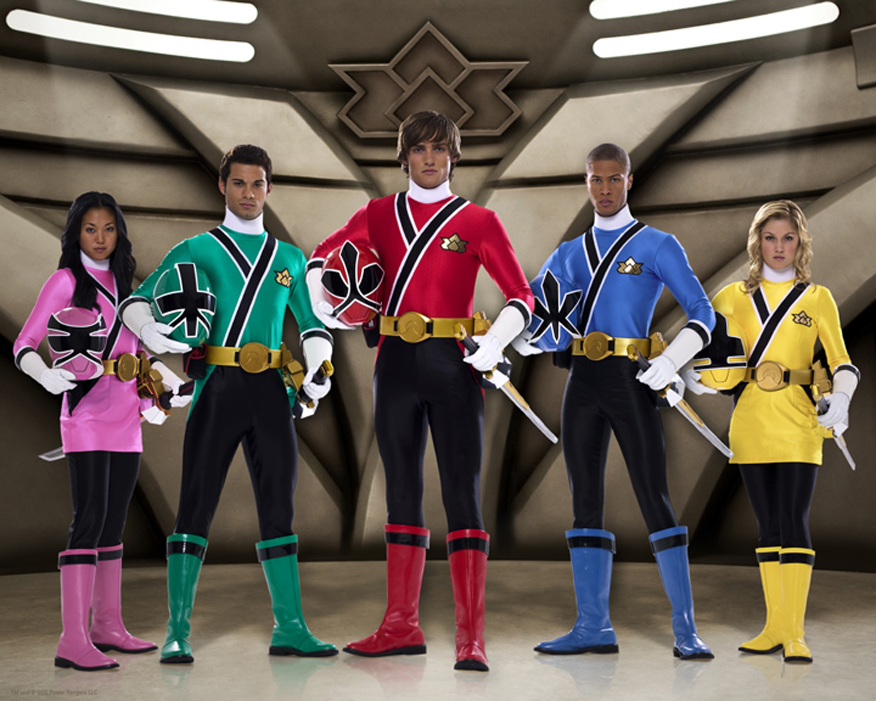 Power rangers samurai heads to france kidscreen - Power rangers samurai dessin ...