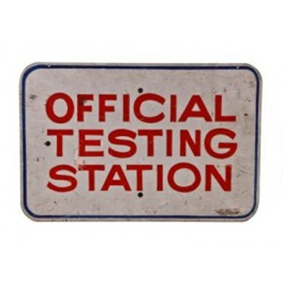 Testing_Sign