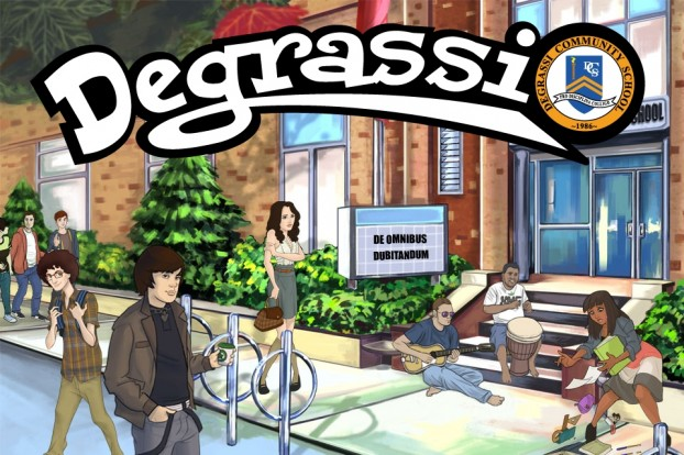 DegrassiApp