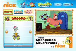 SpongeBob-Widget