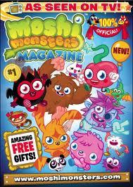 Kidscreen » Archive » Print is dead? Moshi Monsters believe