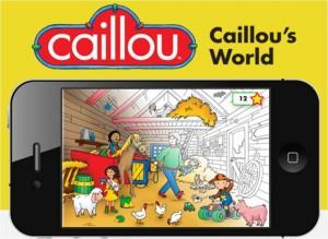 CaillouWorld