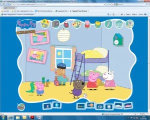peppapig.com screenshot 2