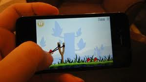 AngryBirdsiPhone