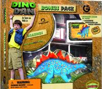Dino Dan - Stegosaurus
