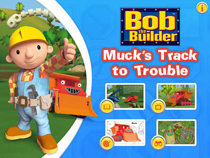 Bob the Builderª: Muck's Train to Trouble App