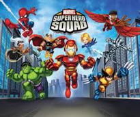 SuperheroSquad