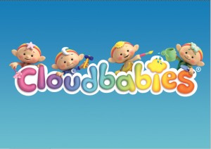 Cloud Babies Long Logo