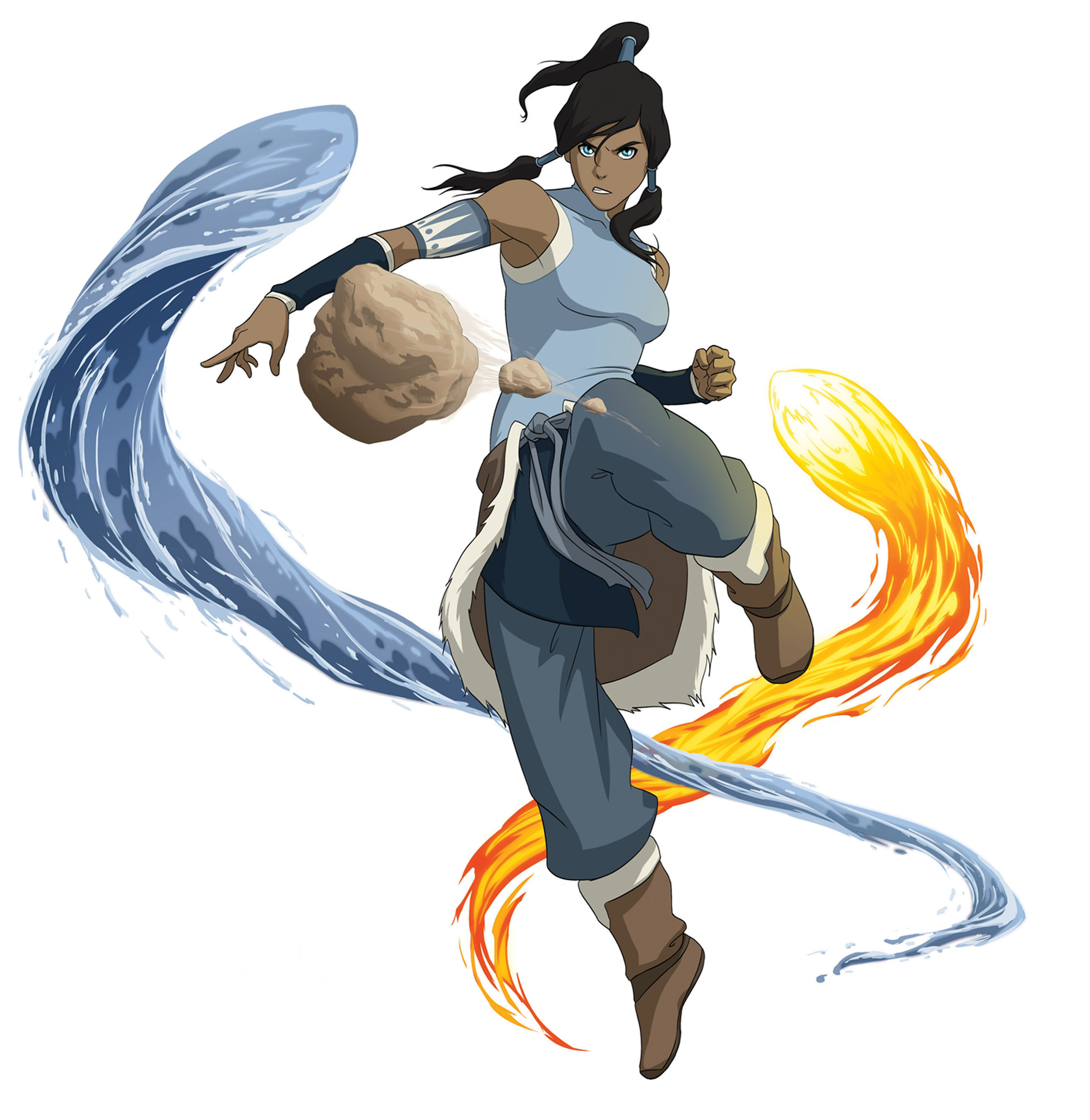 NICKELODEON LEGEND OF KORRA