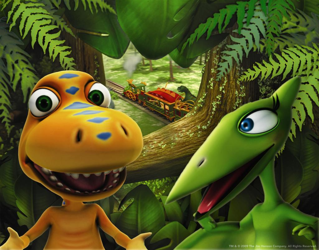 The Jim Henson Co Dinosaur Train (Large)