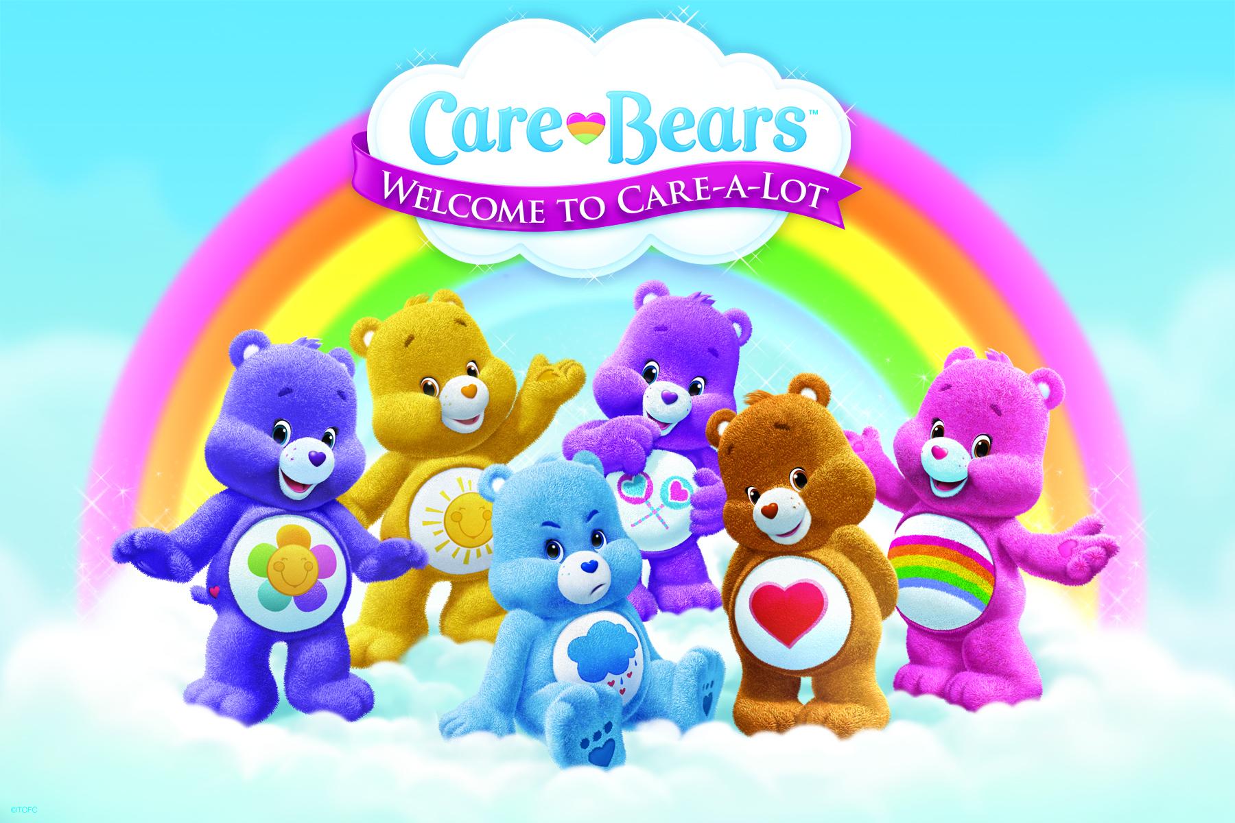 Kidscreen 187 Archive 187 Agp Expands Care Bears Program Worldwide