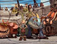 DreamWorksDragons