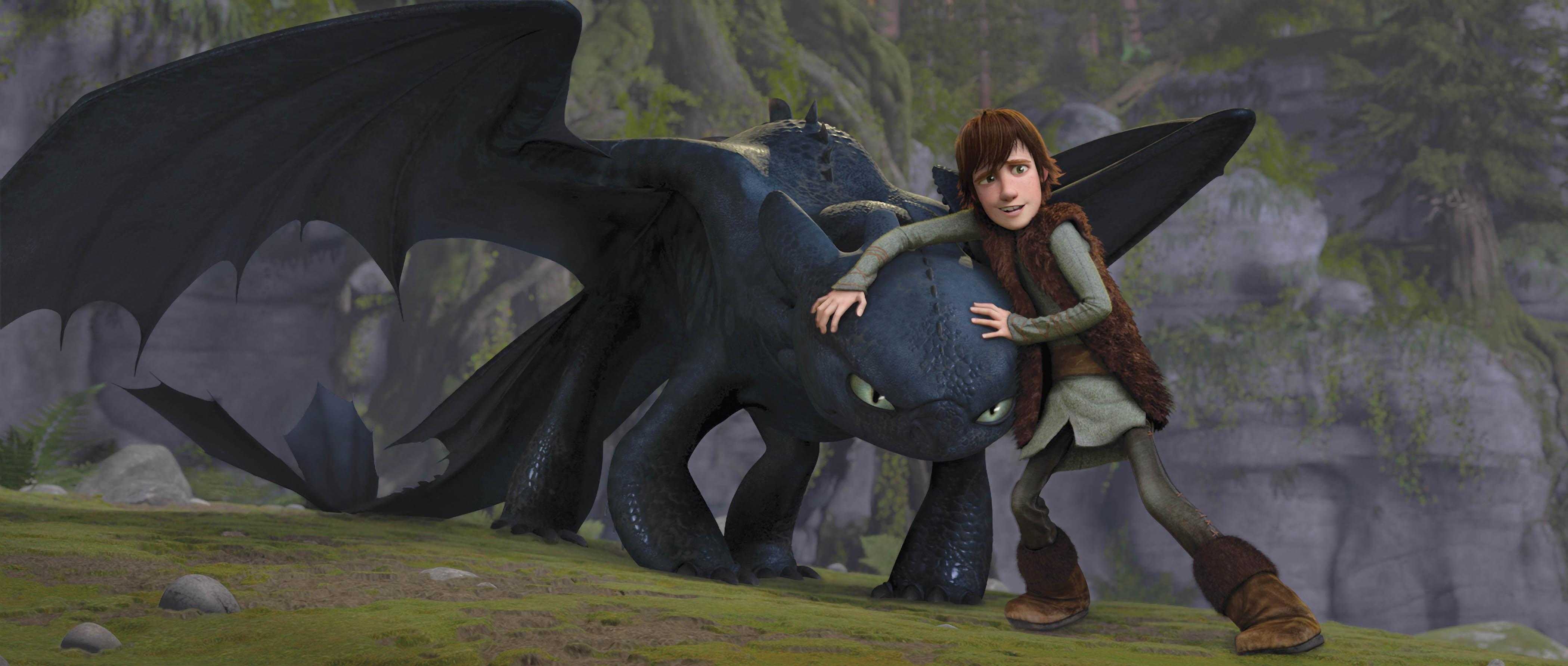приручить дракона смотреть онлайн мультфильм: