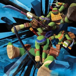 TMNT on Nickelodeon