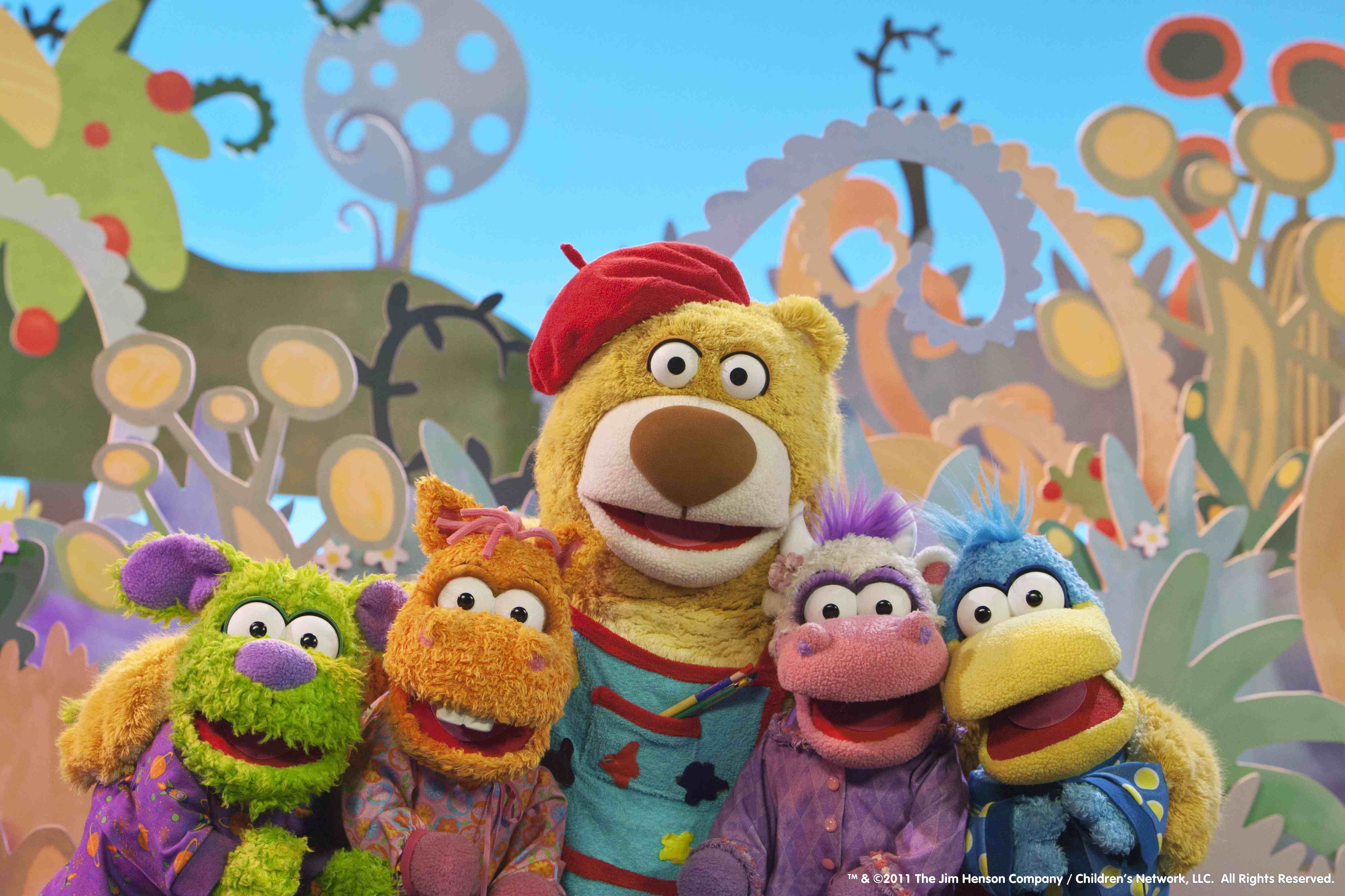 3e05ad36cf Kidscreen » Archive » More licensees get into bed with Henson s ...