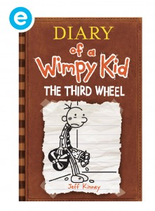 Wimpy Kid 7 - eBook