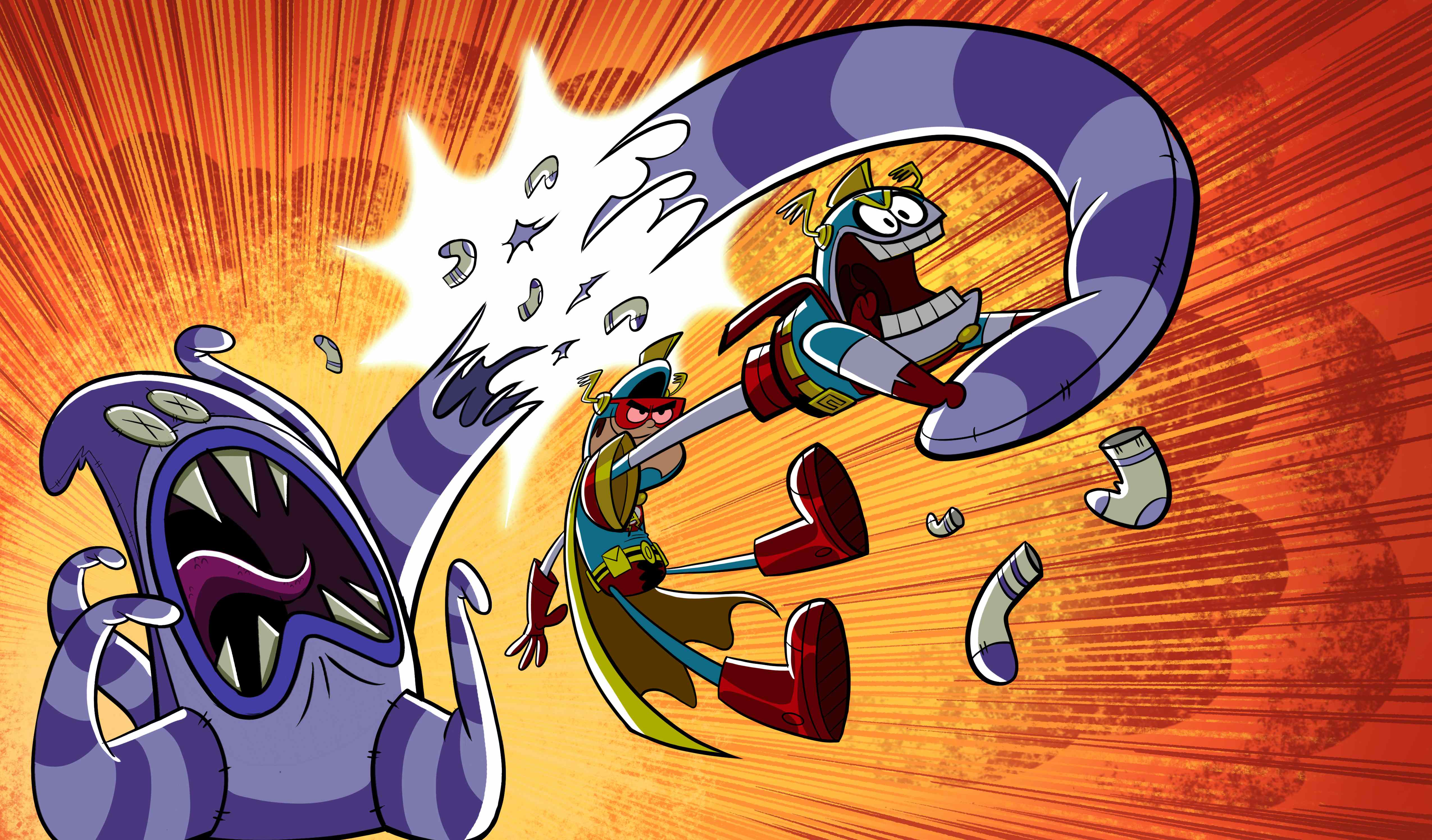 Kidscreen » Archive » Teletoon Canada gets hands on Atomic