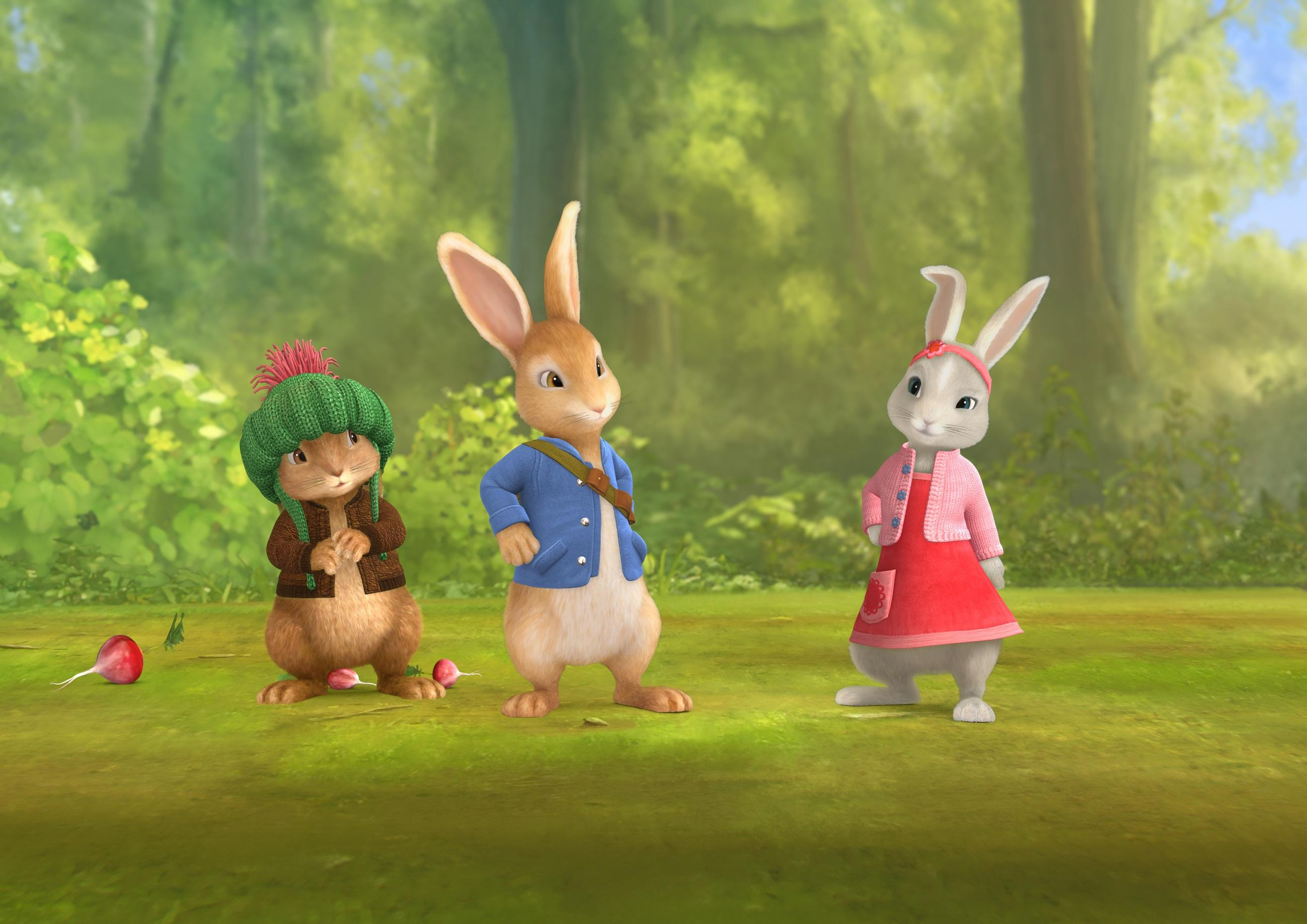 Toys Easter Magazine : Peter rabbit to star in vivid toys kidscreen