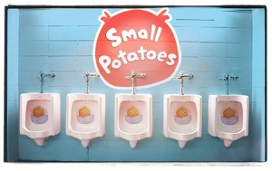 6_Small_Potatoes_In_Urinals