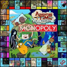 MonopolyAdventureTime