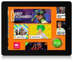iPad Retina GUI PSD