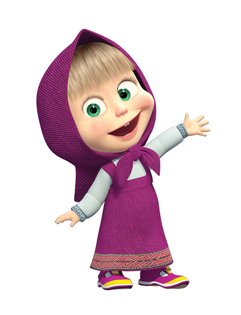 Masha and the bear signs with sony nordisk kidscreen