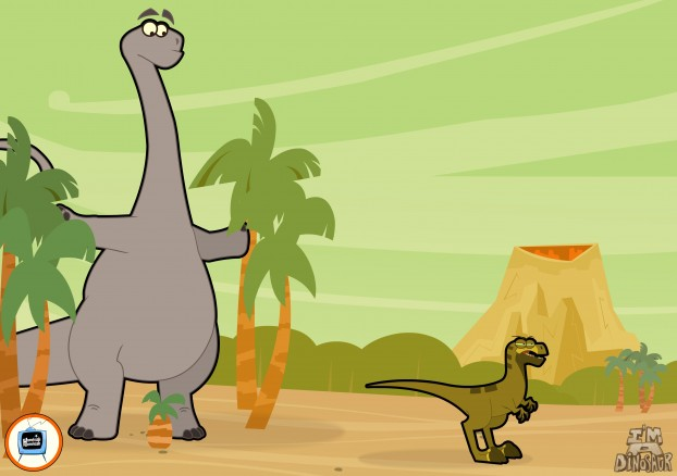 I'm a Dino Pic