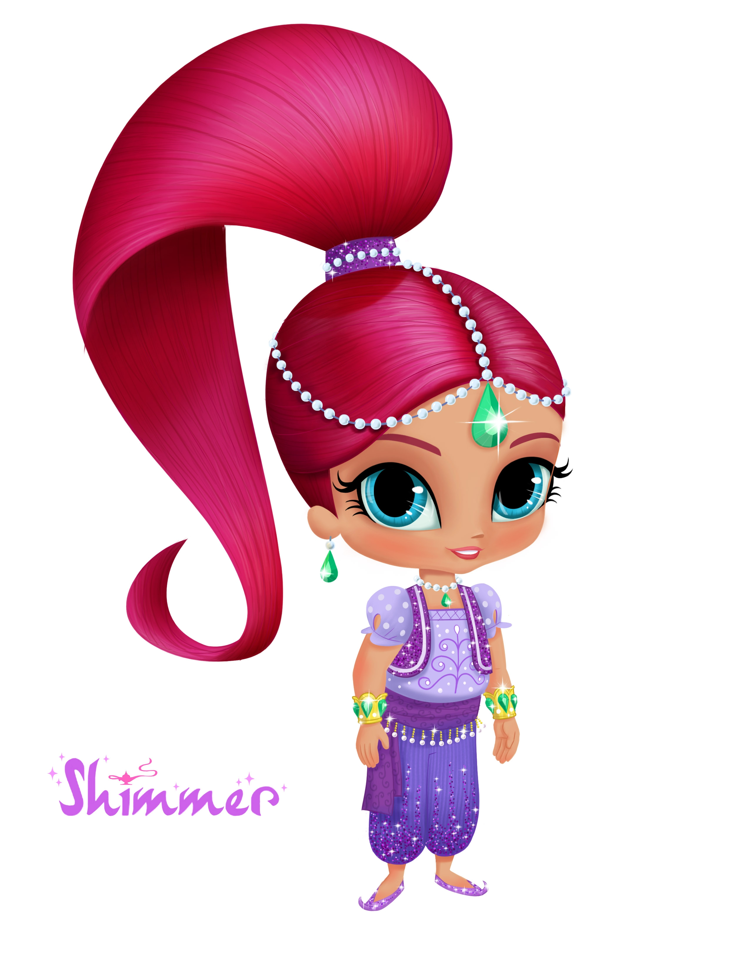 Nick Brings New Preschool Series Shimmer And Shine To