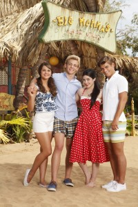 MAIA MITCHELL, ROSS LYNCH, GRACE PHIPPS, GARRETT CLAYTON