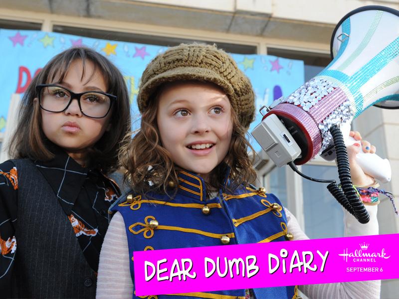 DearDumbDiary_Production_Still