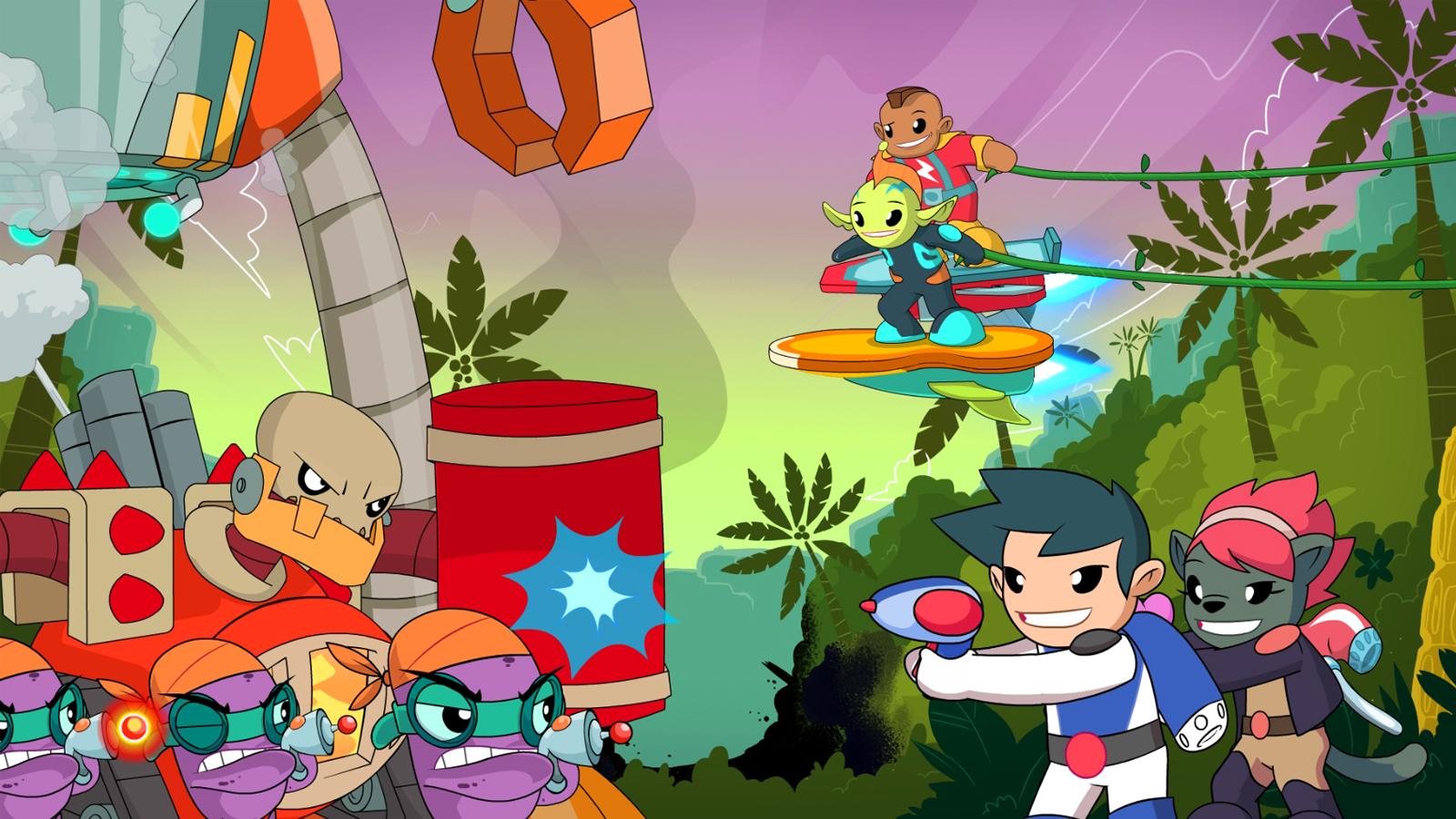 Space-Heroes-Universe