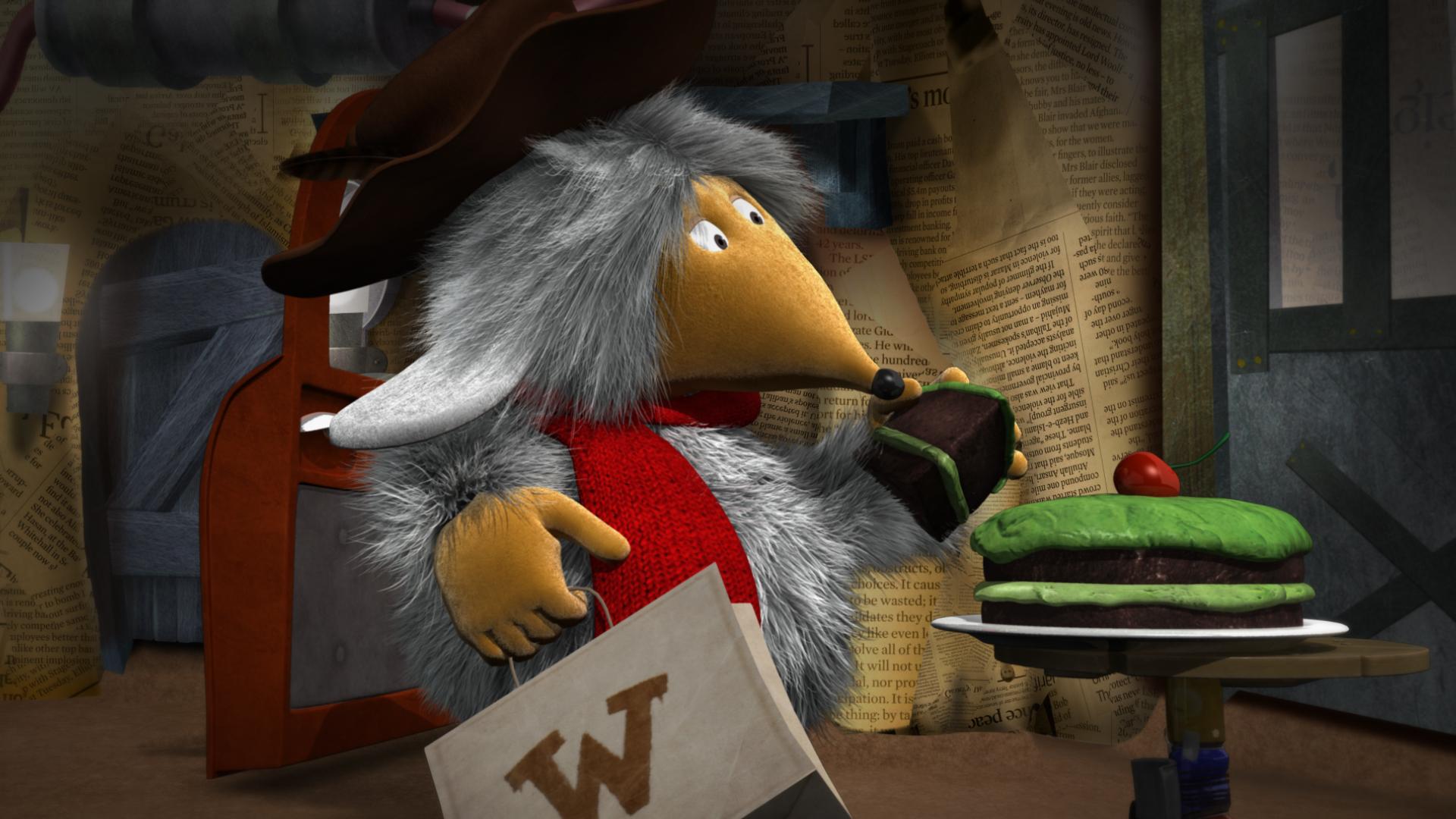 The Wombles Orinoco