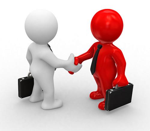 special handshake