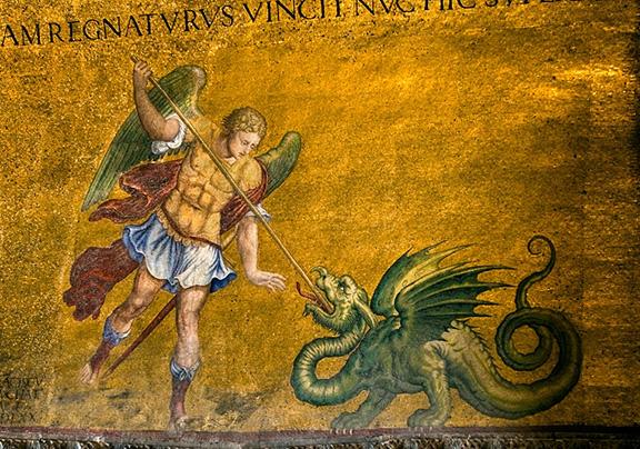 Slaying Dragon (3)