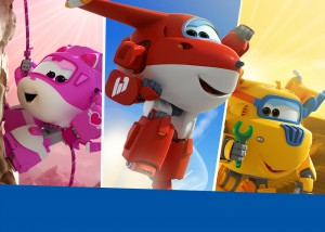 Super Wings! (3)
