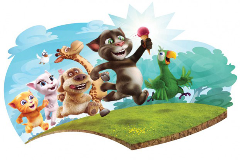 Kidscreen Archive Raft Of New Licensing Deals For Talking Friends