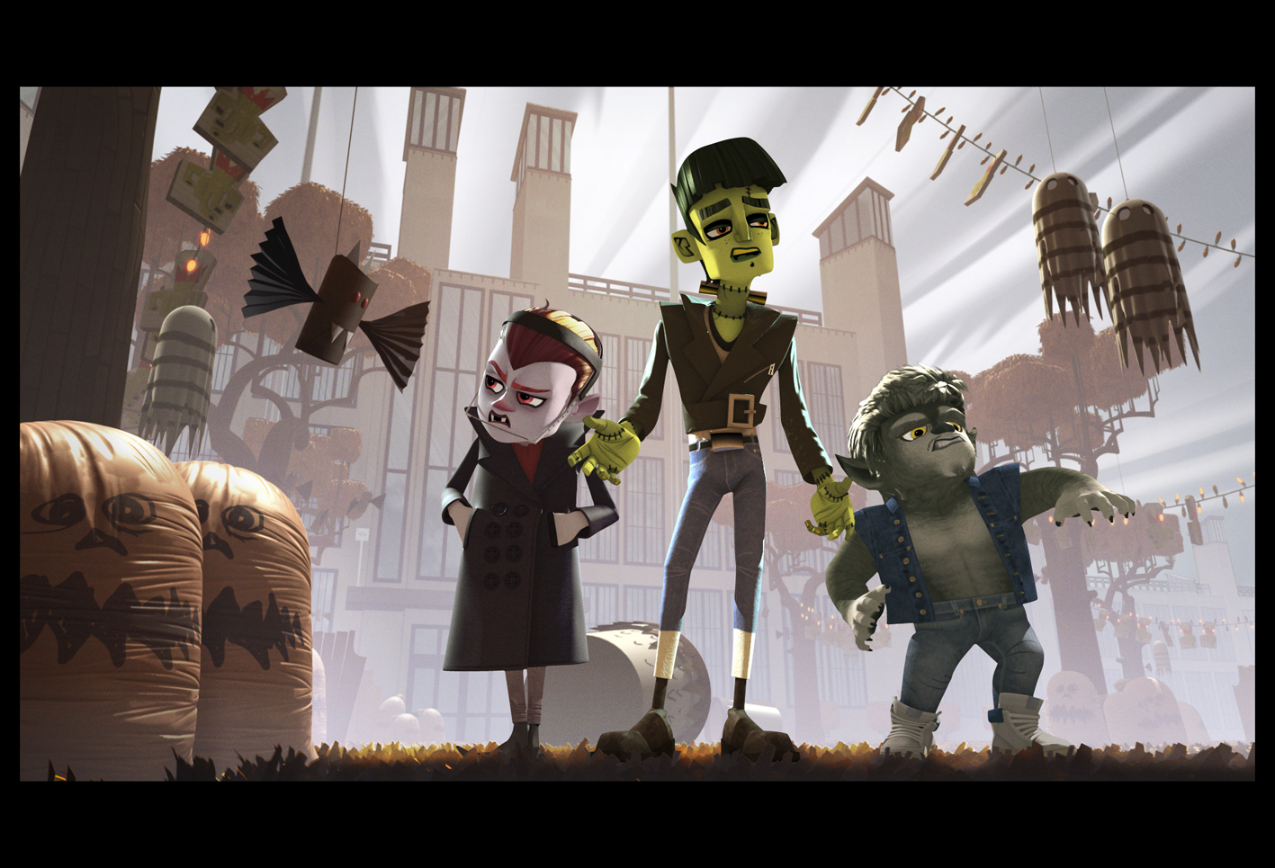 Mighty Mighty Monsters_media