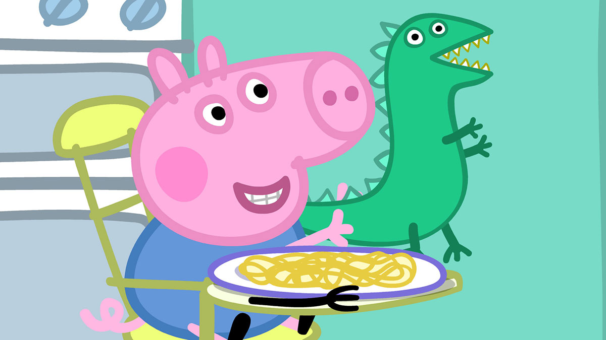 Peppa pig sets hooves in france kidscreen - Peppa pig francais piscine ...