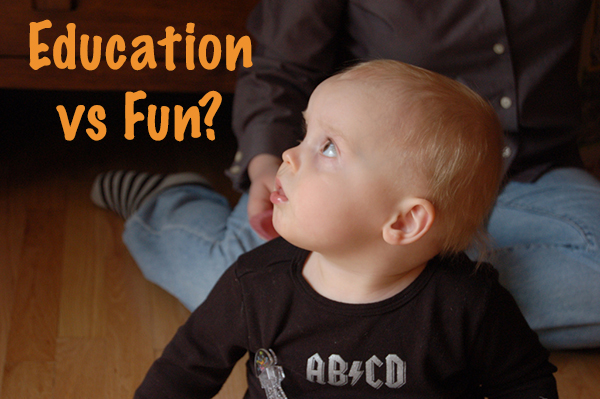 funVsEducation
