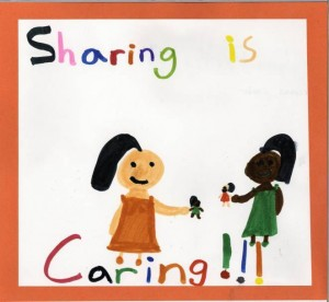 sharing-is-caring