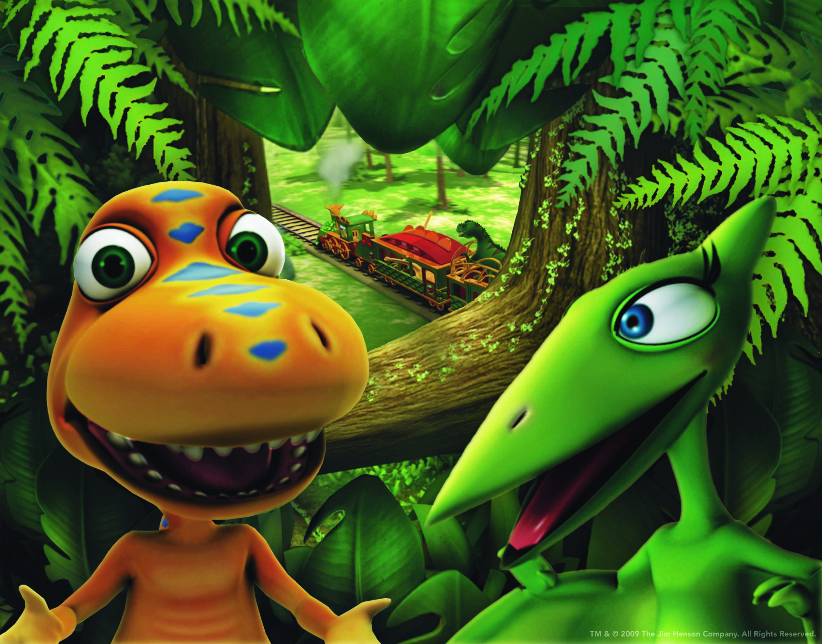 Dinosaur Train Series1-The Jim Henson Co