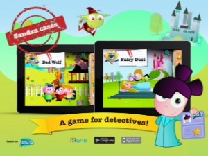 Imira Entertainment Sandra Fairytale Detective APP