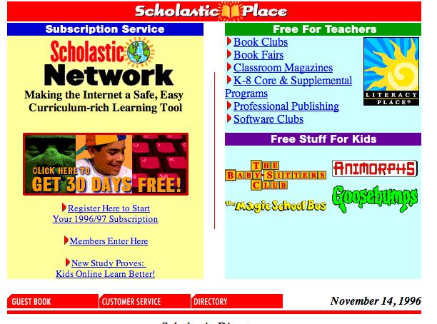 Scholastic (2)