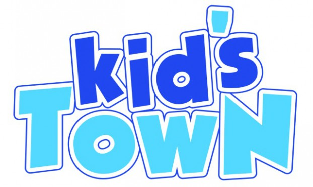 Kids Town Logo Canada-based Kid's Town