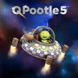Q Pootle 5 Flying Spaceship PR image