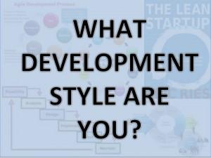 DevelopmentStyle