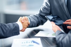 Copied from Playback - Handshake deal hire business Shutterstock