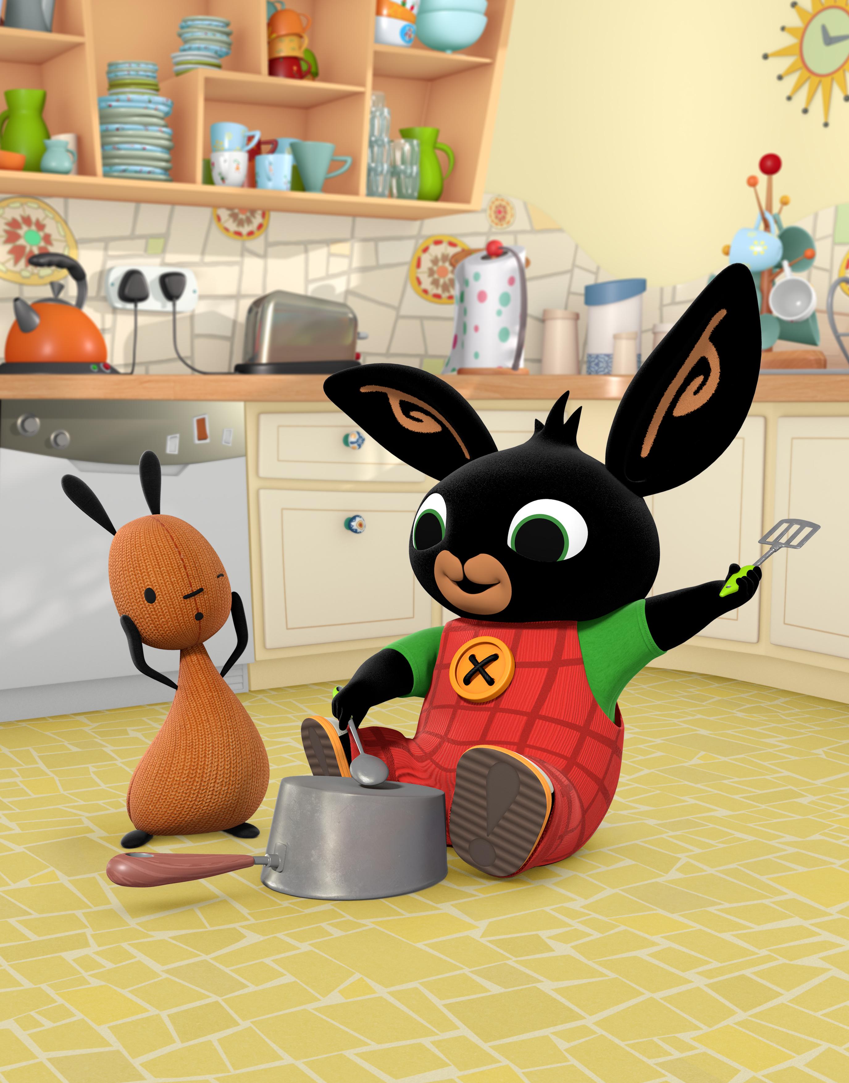 Acamar Films - Bing Bunny and Flop Kitchen