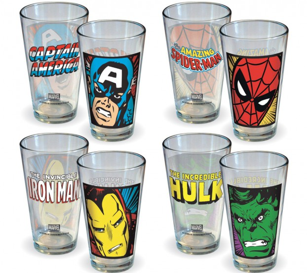 ICUP Marvel Drinkware