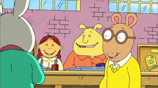 Arthur17season